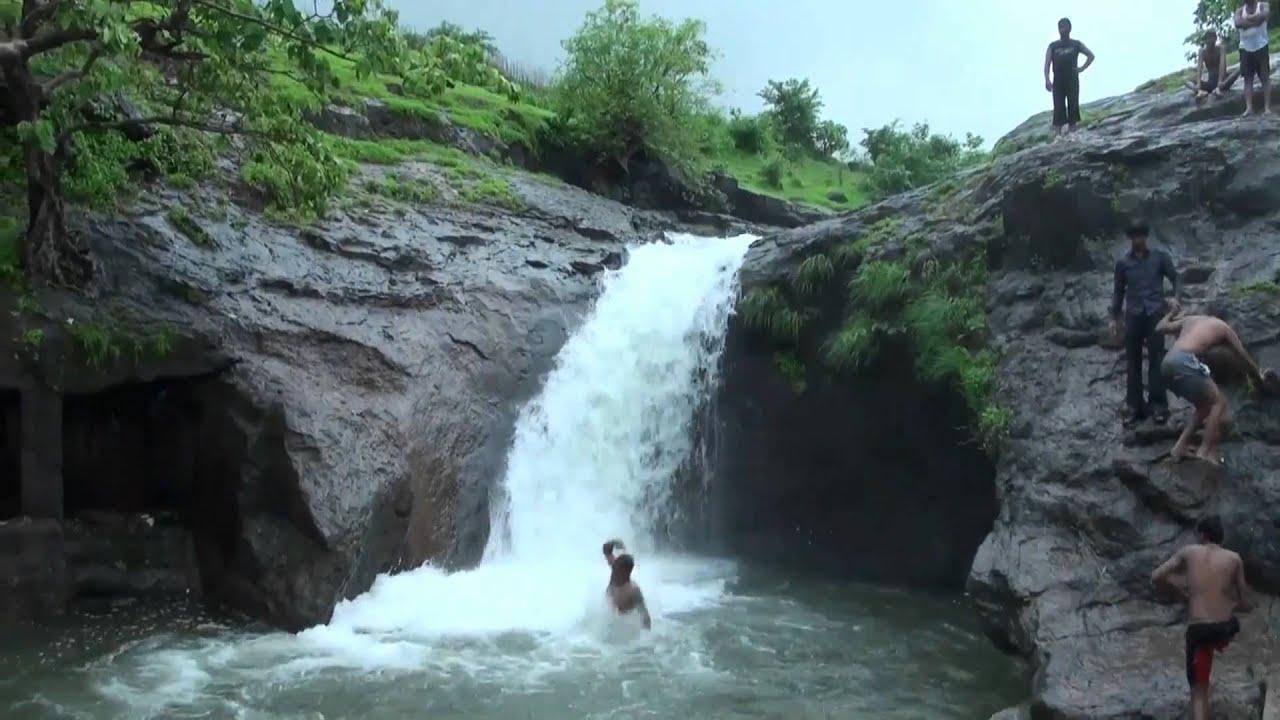 Fall River Wallpaper Kondeshwar Waterfall Badlapur Thane Maharastra Youtube