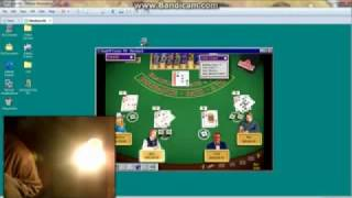 Hoyle Casino 4 (1999) - Blackjack Game 2 (1/3)