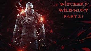 Witcher 3 Wild Hunt Часть  21 Око За Око