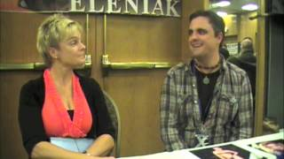 Bonus Features at Con X KC: Erika Eleniak interview