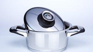 Кастрюля Lux Prestige(Кастрюля, которая варит без воды, кастрюля, которая сохраняет все витамины, кастрюля, с которой не нужны..., 2014-04-04T18:47:55.000Z)