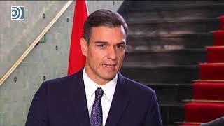 Pedro Sánchez confirma que él y el presidente del Gobierno son la misma persona