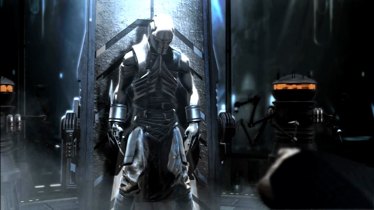 star wars the force unleashed part 18 sith stalker