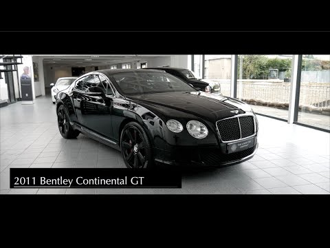 2011 Bentley Continental Gt Youtube