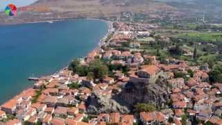 Lesbos - Grecja | Lesvos - Greece | Aerial video/drone trip | mixtravel.pl