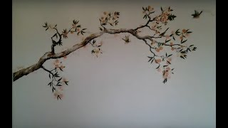 Роспись стен. Одесский художник(Роспись стен в Одессе. Одесский художник Николай Спицын. http://spartisan.com/, 2012-07-06T17:58:05.000Z)