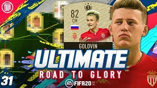 PLAYING A PRO IN CHAMPS!!! ULTIMATE RTG #31 - FIFA 20 Ultimate Team Road to Glory