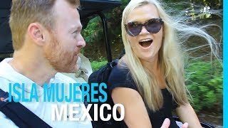 ISLA MUJERES MEXICO (TRAVEL VLOG 3 OF 3)