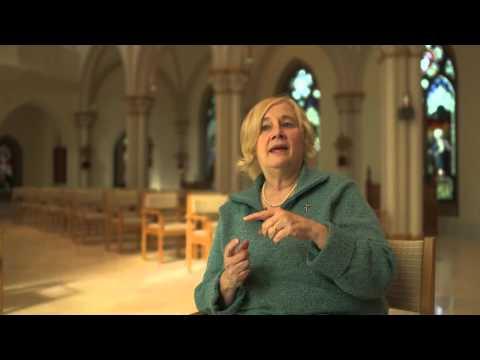 Sister Nancy Murray, OP, BA, '72