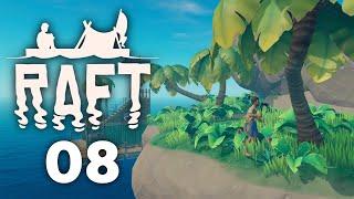 Wracamy po problemach! RAFT #8 | PC | PL | Gameplay | Zagrajmy w |  @Undecided