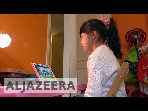 Thumbnail: English e-learning booming in China