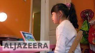 English e-learning booming in China