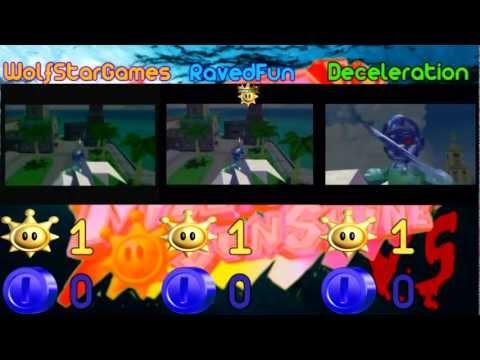 Super Mario Sunshine Versus | Episode 1 | Project Graffiti