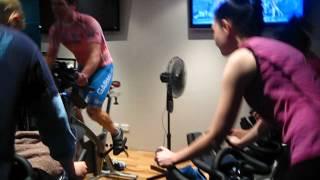 Genesis Parramatta Spinning Eurovision Style