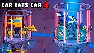 Машина Ест Машину 4 Когда Выйдет Новая Игра про Хищные Тачки и Что Будет в Обновлении Car Eats Car 3