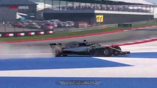F1 2018  Гран При США. Скорее всего досрочное чемпионство. (Без комментариев.)