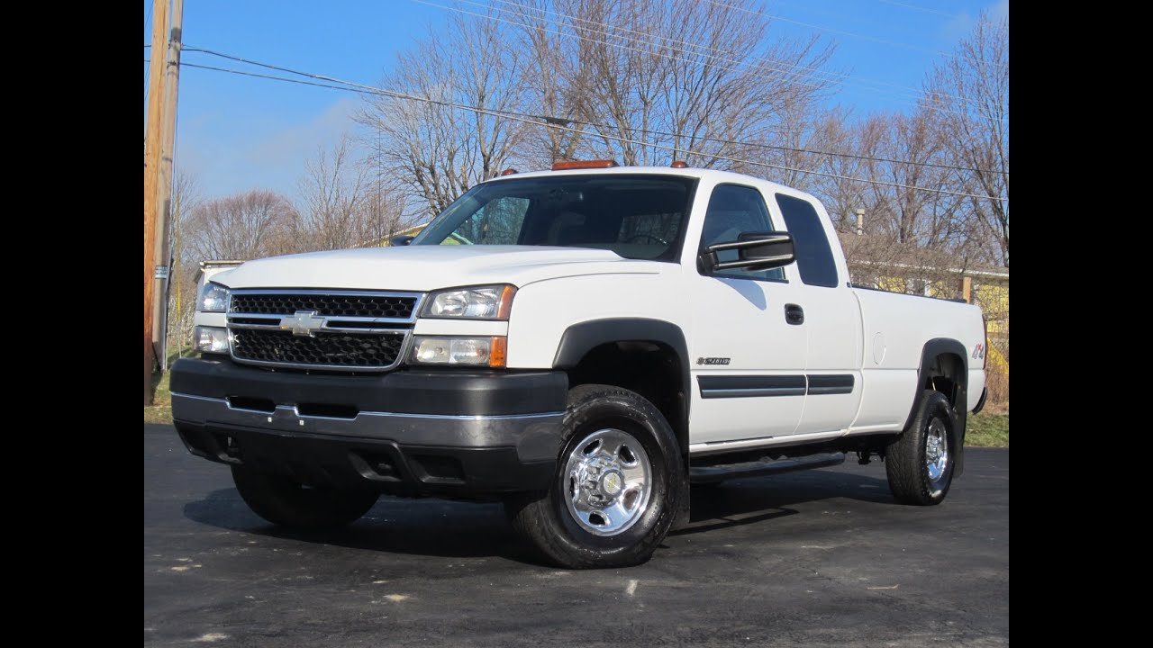 2006 chevy 2500hd ls 4x4 longbed sold youtube. Black Bedroom Furniture Sets. Home Design Ideas
