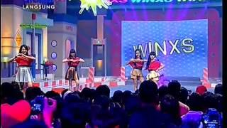 Download Video WINXS   Malu Tapi Mau At Indonesia Kids Choice Awards( 14062013) MP3 3GP MP4