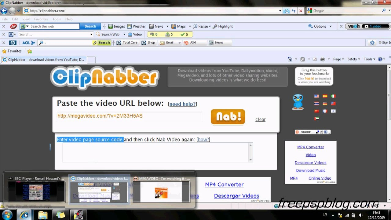 What is the best megavideo downloader easy way to download.