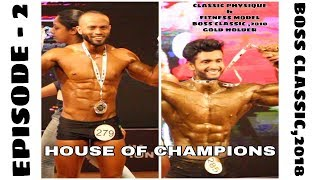 HOUSE OF CHAMPIONS | BOSS CLASSIC , 2018