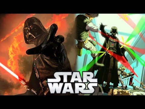 Download Youtube: Darth Vader's Thoughts While KILLING the Rebel Troops in Rogue One (CANON) - Star Wars Explained