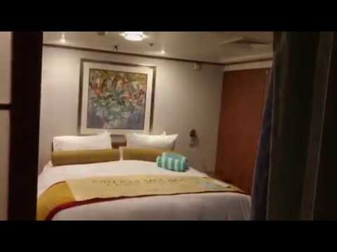 Norwegian Sun Aft Penthouse suite 8277