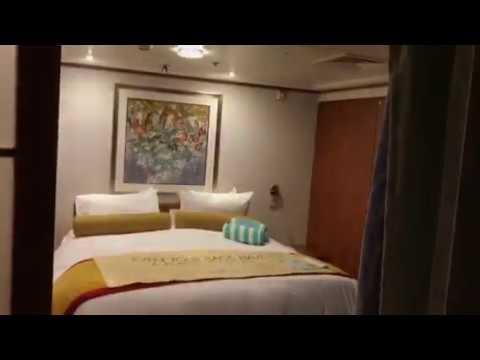 Norwegian Sun Aft Penthouse suite 8277