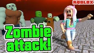 Zombie-Angriff! 🧟 ♂️Roblox svenska
