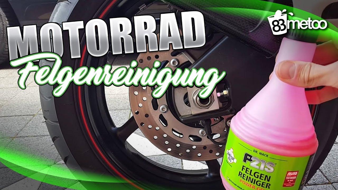 motorradfelgen reinigen tipps motorrad felgen sauber machen motorrad felgenreiniger test. Black Bedroom Furniture Sets. Home Design Ideas