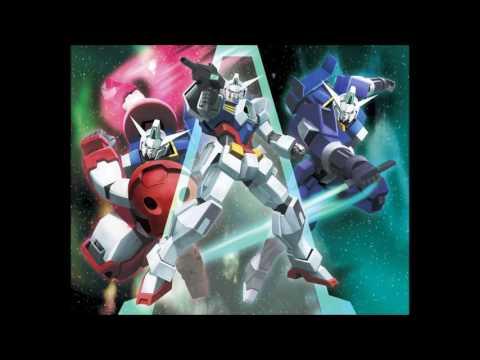 Gundam AGE  - Asu e