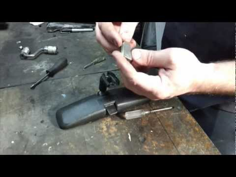 How to reattach your rearview mirror