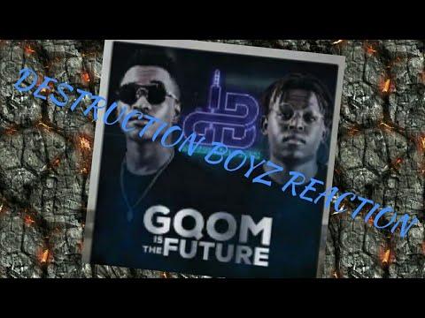 DESTRUCTION BOYZ| GQOM IS THE FUTURE REACTION