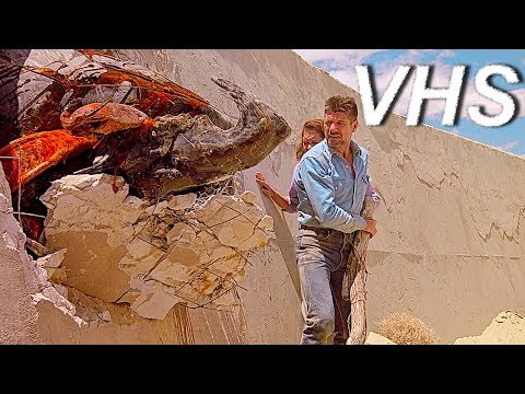 Дрожь земли (1990) — трейлер фильма — русская озвучка VHS