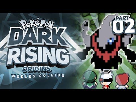 DARKRAI!? - Pokémon Dark Rising Worlds Collide Nuzlocke Episode 2!