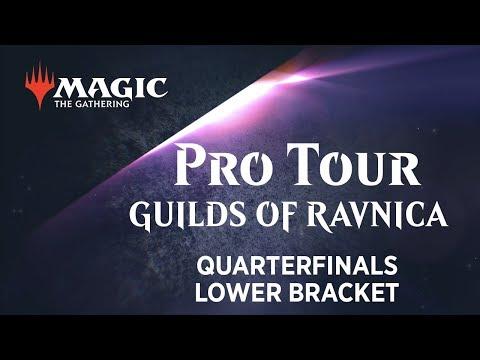 Pro Tour Guilds of Ravnica Quarterfinals Lower Bracket