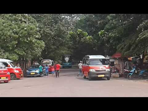 Adu Telolet Bus Po.Haryanto HR-37 VS Sinar Dempo