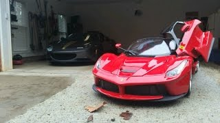 My Parents Bought Me a Ferrari LaFerrari For Christmas!