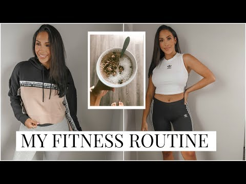 my-fitness-routine:-quick-recipes,-fav-workouts-&-activewear!
