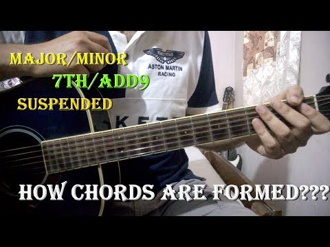 how-guitar/music-chords-are-formed-????-clear-all-your-doubts