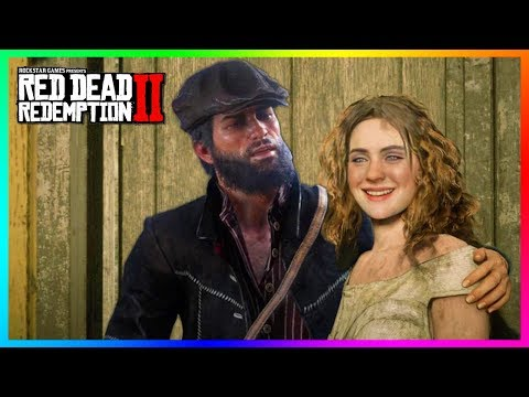 John Marston Has A SECRET Daughter That You Didn't Know About In Red Dead Redemption 2! (RDR2)