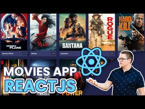 Movies App - React Project