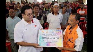 Media Prima-NSTP Fund brings relief to Kelantan flood victims