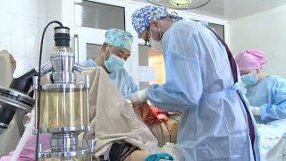 Число желающих сделать операцию по увеличению груди кыргызстанок растет Видео (18+)