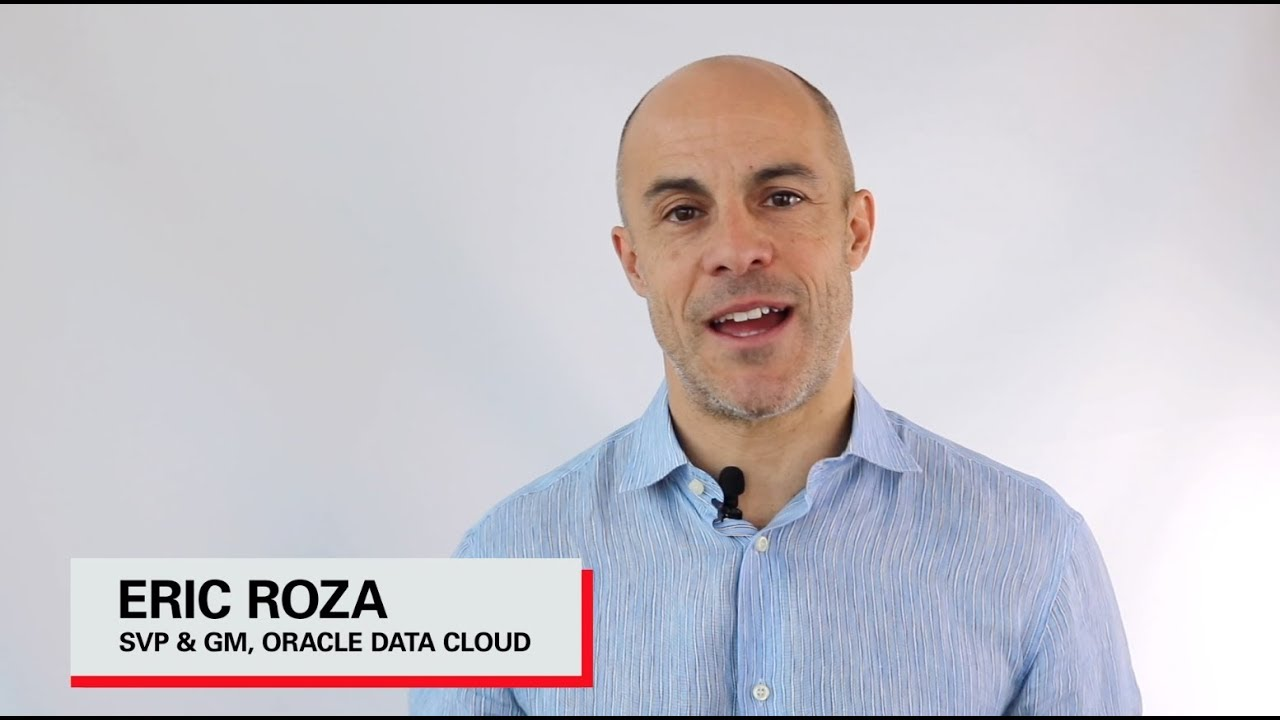 Key 2018 Data Trends with Oracle Data Cloud SVP & GM, Eric Roza ...