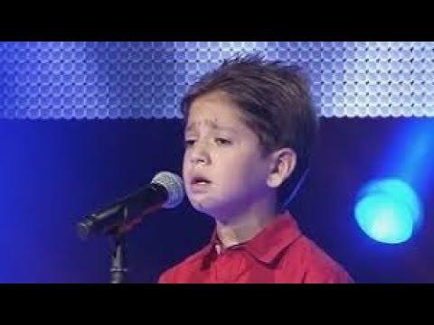 أغنية سعد المجرد  Saad Lamjarred LET GO بصوت رائع لطفل