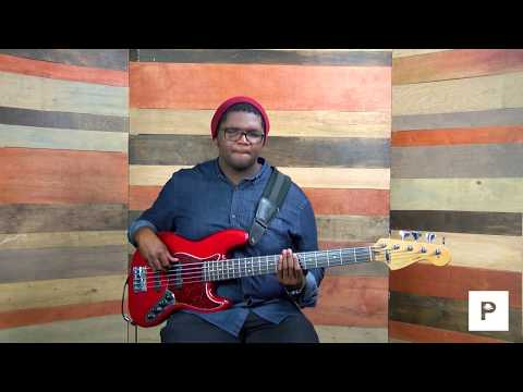 No Reason To Fear by JJ Hairston (Bass Cover)