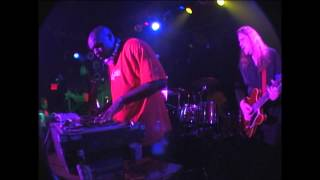 D.J. Logic, Warren Haynes,  Mike Gordon and Stanley Jordan at Wetlands, N.Y.C. 2001 Part 2