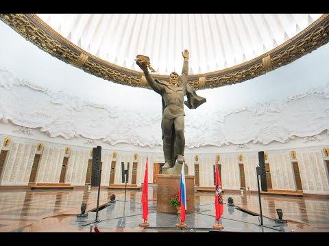 Экскурсия в Музей Великой Отечественной Войны на Поклонной горе!