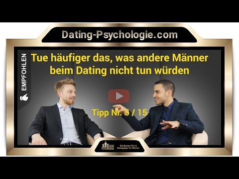 Manner flirten beruhrungen
