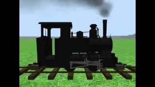 【RailSim2】大日本軌道のロッド【大日本軌道】